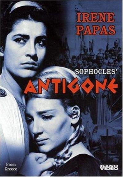 an issue of civil disobedience in the short play antigone by sophocles