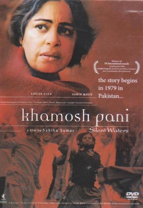 khamosh pani 'khamosh paani' is a great film easily one of the best films in the 1947 partition of india genre it examines the issue from an entirely different perspective and reinforces the possibilities of this genre, which i had thought, till i.