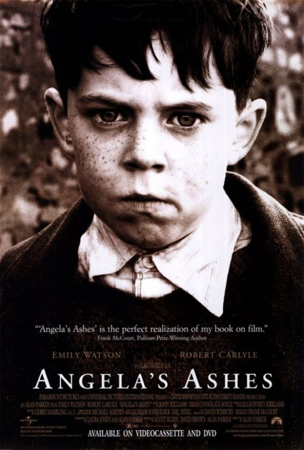 poverty death and suffering in angelas ashes by frank mccourt